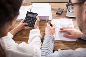 Zum Ablauf einer Schuldnerberatung zählt auch die Erstellung eines Tilgungsplans.
