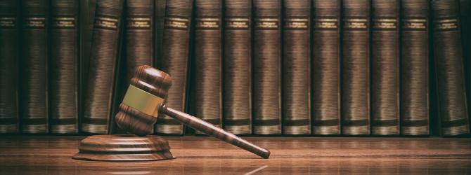 Ablauf: Wie ein gerichtliches Mahnverfahren vonstatten geht, ist gesetzlich genau vorgeschrieben.