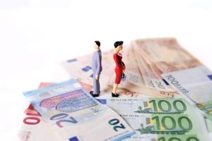"""Statt Prozesskostenhilfe (früher """"Armenrecht"""") wird bei einer Scheidung Verfahrenskostenhilfe gewährt."""
