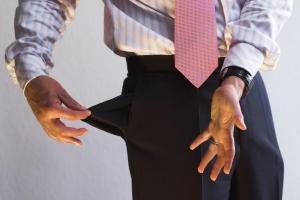 Sind die Bürgen für einen Kredit insolvent, kann der Gläubiger ggf. am Verfahren teilnehmen.