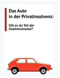 eBook Auto in der Privatinsolvenz