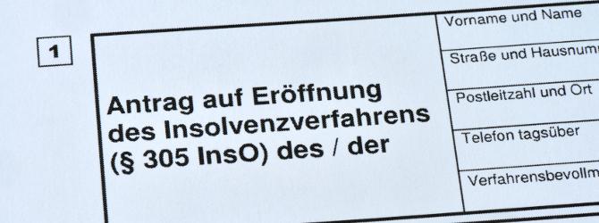 Die InsO ist in Deutschland Bestandteil des Vollstreckungsrechts.