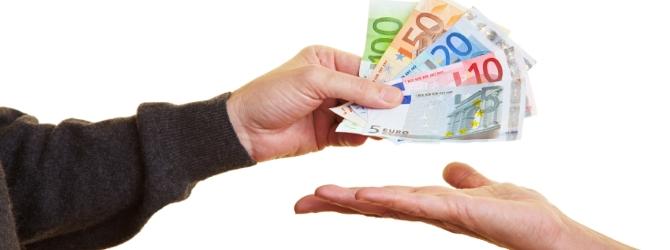 Die Insolvenzforderung wird soweit möglich aus der Insolvenzmasse getilgt.