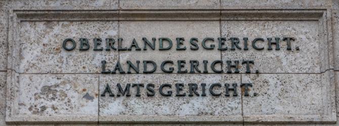 Das Insolvenzgericht ist meist jenes Amtsgericht, an dessen Ort auch ein Landgericht ansässig ist.