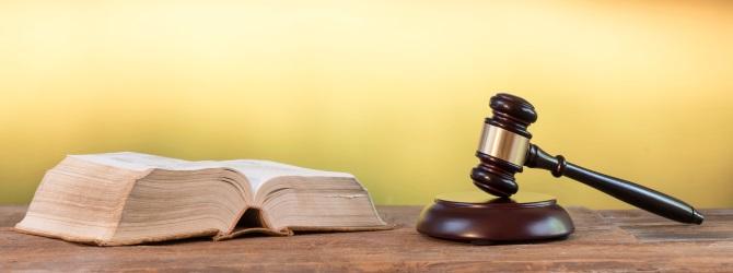 Durch das Insolvenzrecht ist auch der Ablauf des Insolvenzverfahrens geregelt.