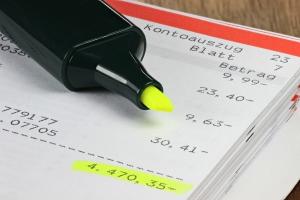 Ermitteln Sie mit dem Pfändungsrechner, wie viel von Ihrem Einkommen pfändbar ist.