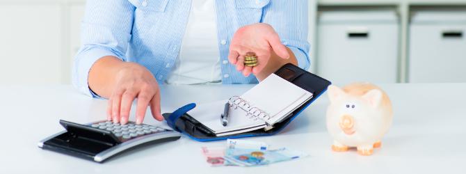 Bei einer Regel- oder Privatinsolvenz werden alle Gläubiger gleichrangig behandelt.
