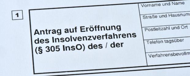 Wer ab dem 1.10.2020 Privatinsolvenz beantragt, soll in 3 Jahren schuldenfrei werden.