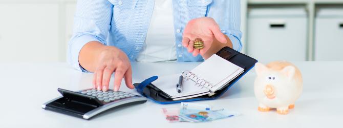 Das Risiko einer Schuldenfalle wird oft unterschätzt.