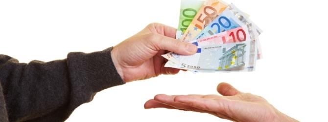Schulden abbauen: Für viele ist das auch eine Sache des Gewissens.