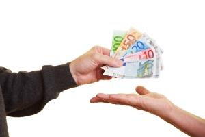 Nur wenn Sie Ihre Schulden nicht zurückzahlen können, wird von einer Überschuldung gesprochen.