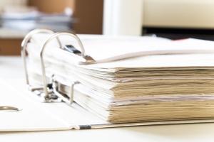 Werden der Schuldnerberatungsstelle alle nötigen Unterlagen zur Verfügung gestellt, kann diese effektiv arbeiten.