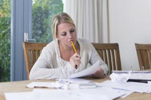 Spartipps: Bei der Steuererklärung können Sie eine Menge Geld zurückerhalten.