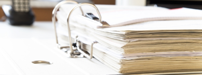 Welche Unterlagen werden für die Schuldnerberatung benötigt?